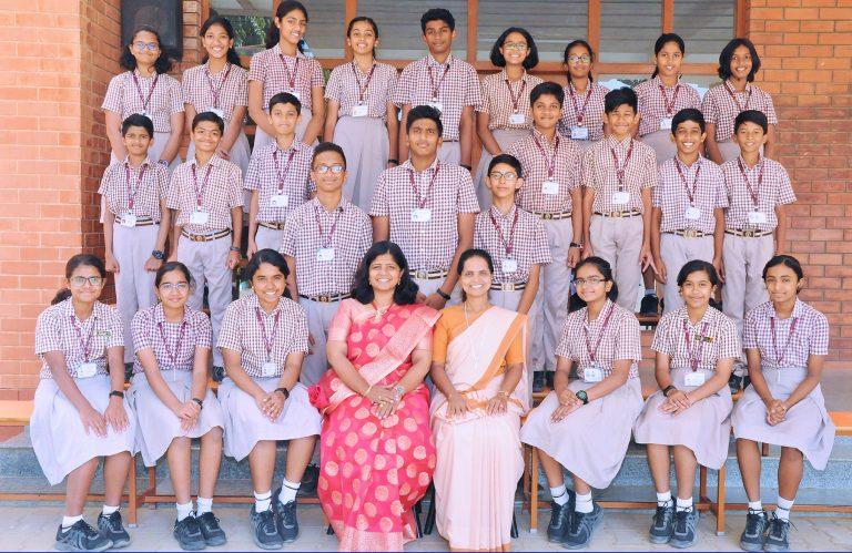 Class VII A